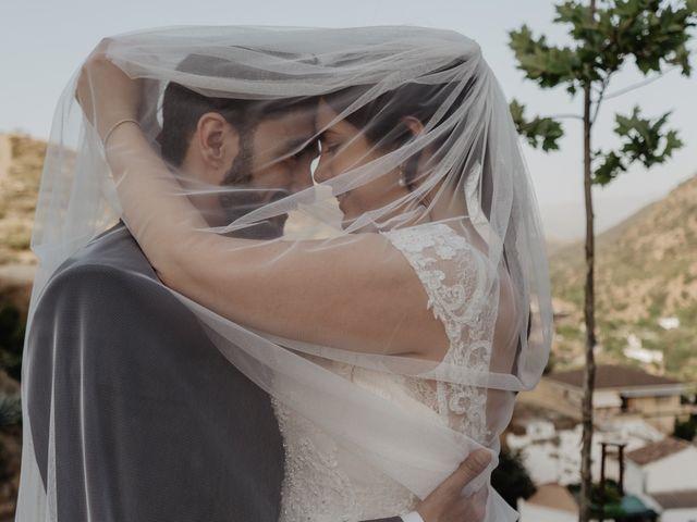 La boda de Jesús y Sabina en Granada, Granada 24