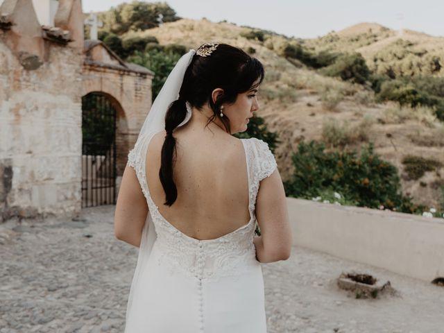 La boda de Jesús y Sabina en Granada, Granada 4