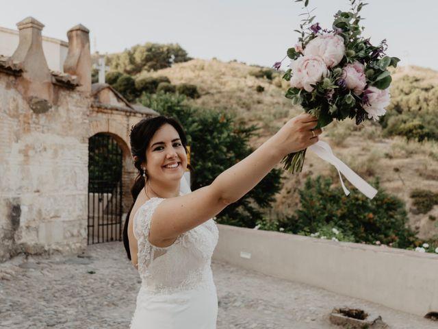 La boda de Jesús y Sabina en Granada, Granada 26