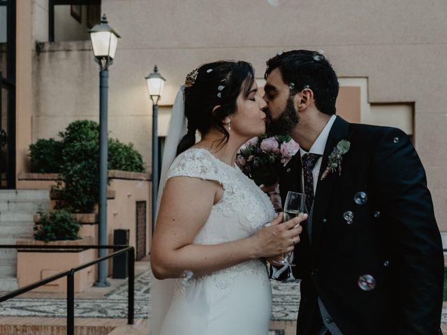 La boda de Jesús y Sabina en Granada, Granada 30