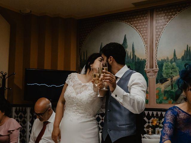 La boda de Jesús y Sabina en Granada, Granada 33