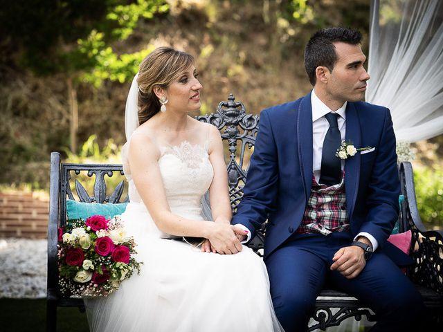 La boda de Saúl y Sandra en Valdemorillo, Madrid 39