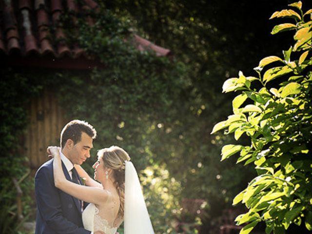 La boda de Saúl y Sandra en Valdemorillo, Madrid 41