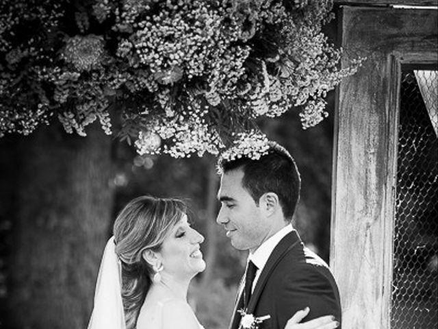 La boda de Saúl y Sandra en Valdemorillo, Madrid 43