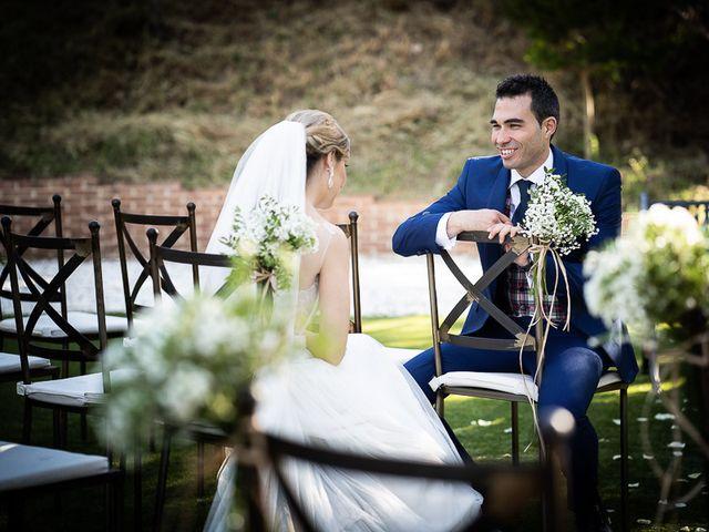 La boda de Saúl y Sandra en Valdemorillo, Madrid 45