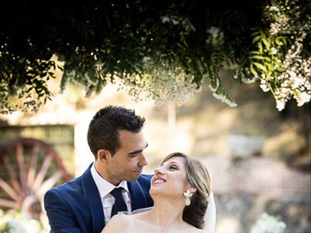 La boda de Saúl y Sandra en Valdemorillo, Madrid 48