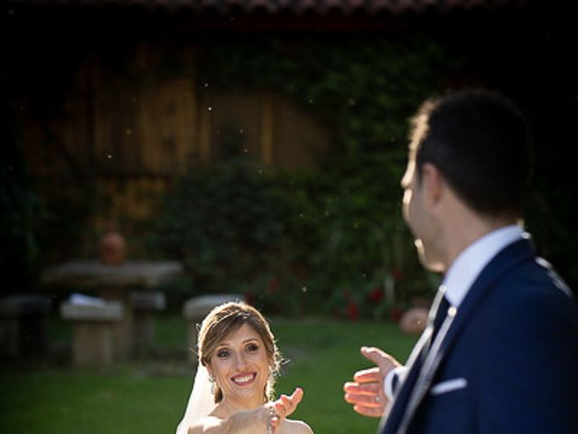 La boda de Saúl y Sandra en Valdemorillo, Madrid 50