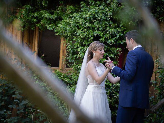 La boda de Saúl y Sandra en Valdemorillo, Madrid 1