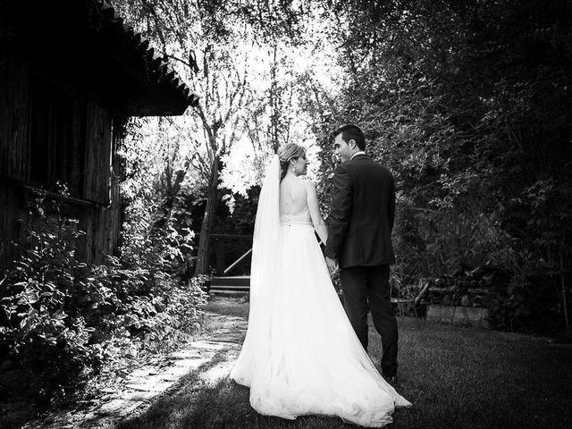 La boda de Saúl y Sandra en Valdemorillo, Madrid 52