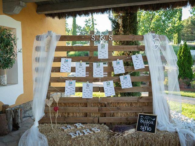 La boda de Saúl y Sandra en Valdemorillo, Madrid 53