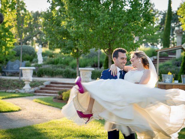 La boda de Saúl y Sandra en Valdemorillo, Madrid 54