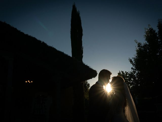 La boda de Saúl y Sandra en Valdemorillo, Madrid 56