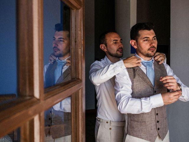 La boda de Matt y Alberto en La Joya Nogales, Málaga 3