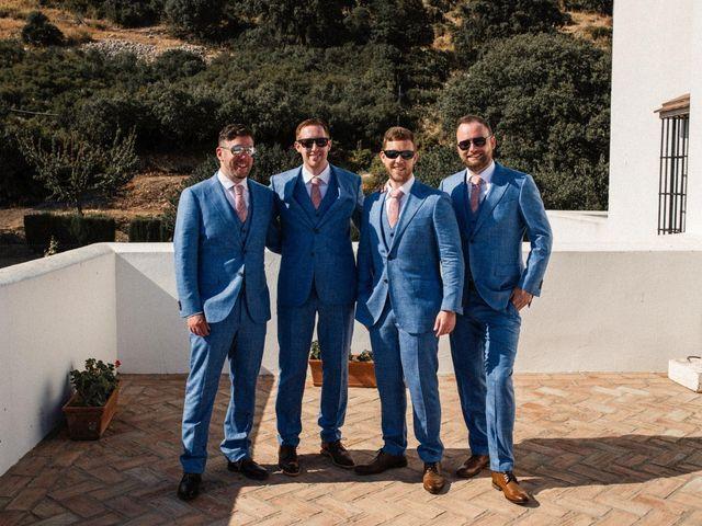 La boda de Matt y Alberto en La Joya Nogales, Málaga 8