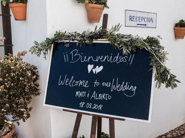 La boda de Matt y Alberto en La Joya Nogales, Málaga 9