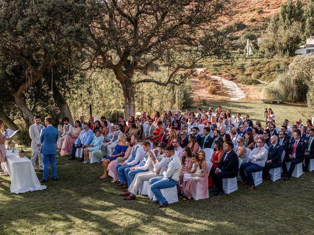 La boda de Matt y Alberto en La Joya Nogales, Málaga 19