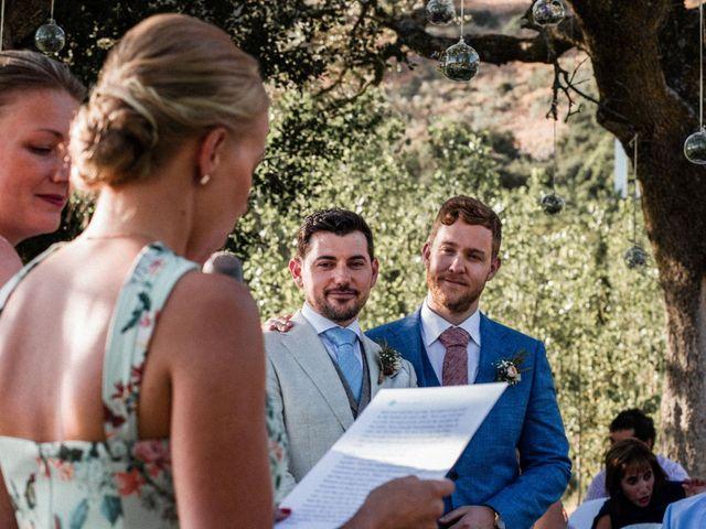 La boda de Matt y Alberto en La Joya Nogales, Málaga 20