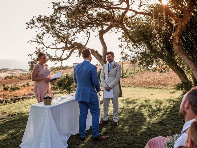 La boda de Matt y Alberto en La Joya Nogales, Málaga 21