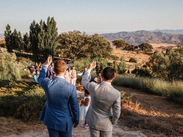 La boda de Matt y Alberto en La Joya Nogales, Málaga 24