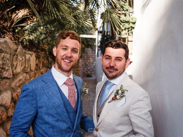 La boda de Matt y Alberto en La Joya Nogales, Málaga 25