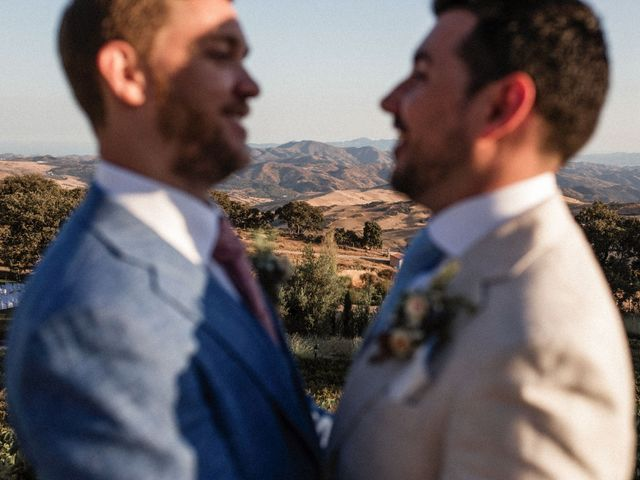 La boda de Matt y Alberto en La Joya Nogales, Málaga 27