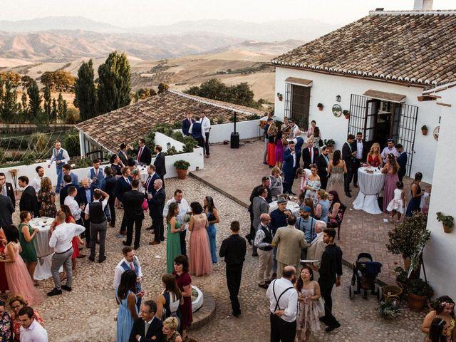 La boda de Matt y Alberto en La Joya Nogales, Málaga 28