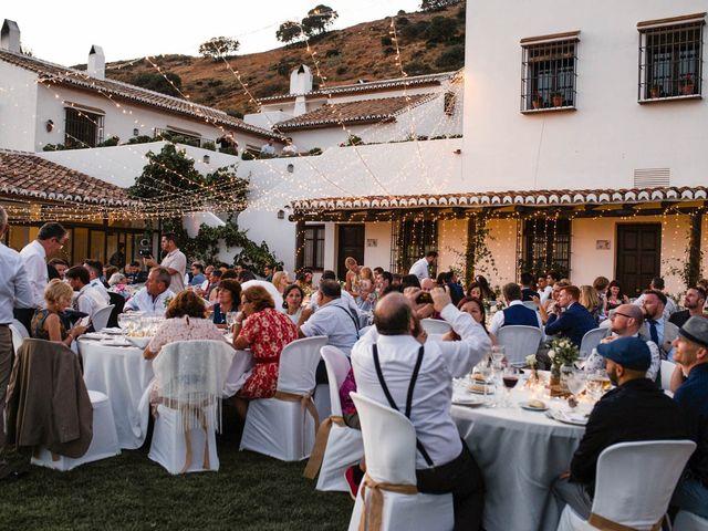 La boda de Matt y Alberto en La Joya Nogales, Málaga 29