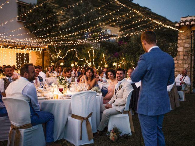 La boda de Matt y Alberto en La Joya Nogales, Málaga 31