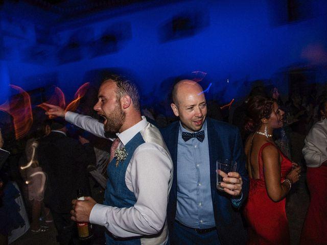 La boda de Matt y Alberto en La Joya Nogales, Málaga 35
