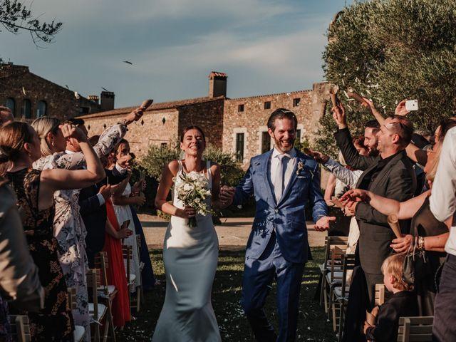 La boda de Sophie y Dan