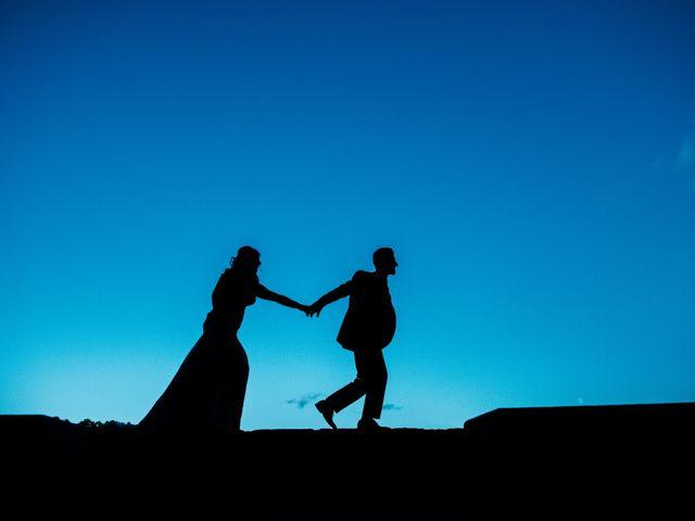 La boda de Antía y Manu
