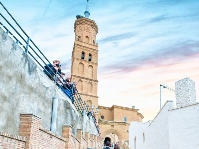 La boda de Álvaro y Bárbara en Funes, Navarra 19