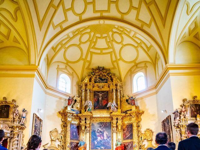 La boda de Álvaro y Bárbara en Cadreita, Navarra 20