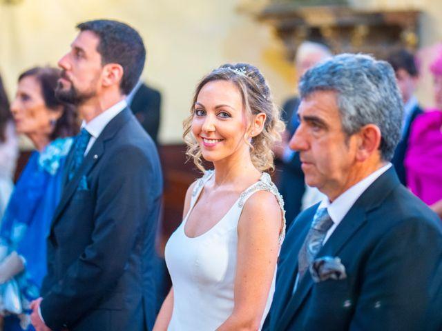 La boda de Álvaro y Bárbara en Cadreita, Navarra 21
