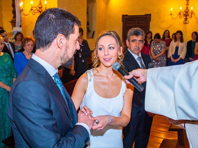 La boda de Álvaro y Bárbara en Cadreita, Navarra 23