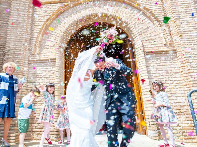 La boda de Álvaro y Bárbara en Cadreita, Navarra 3
