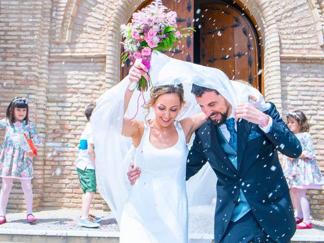 La boda de Álvaro y Bárbara en Cadreita, Navarra 24