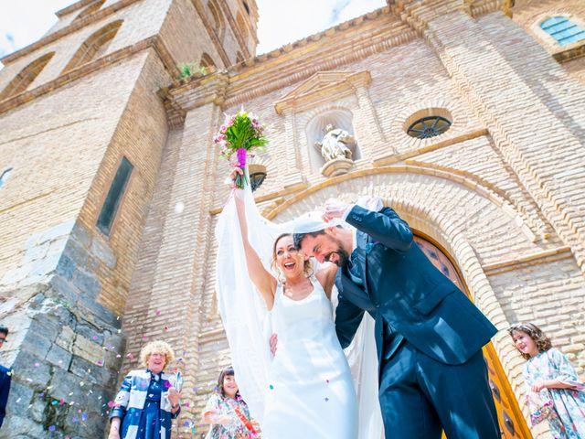La boda de Álvaro y Bárbara en Funes, Navarra 25