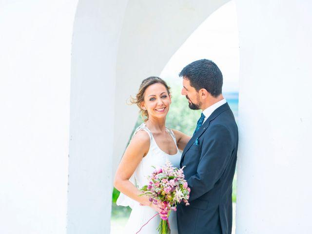 La boda de Álvaro y Bárbara en Cadreita, Navarra 27