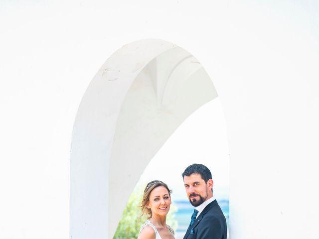 La boda de Álvaro y Bárbara en Cadreita, Navarra 28