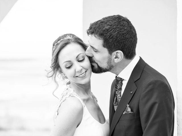 La boda de Álvaro y Bárbara en Cadreita, Navarra 29