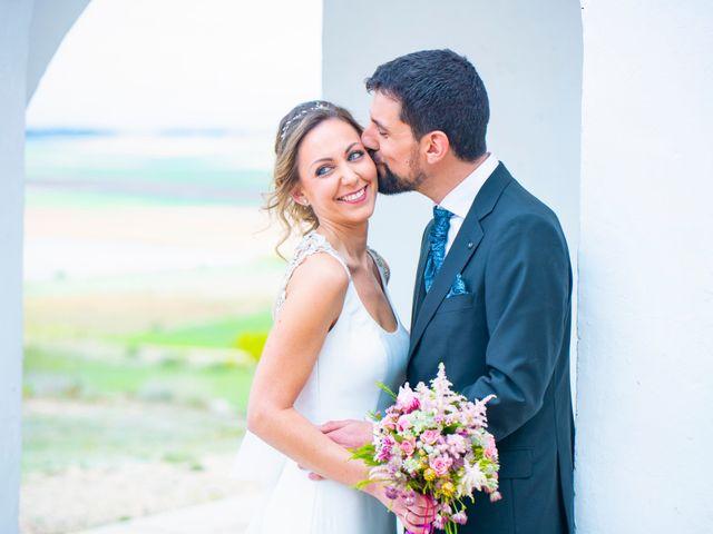 La boda de Álvaro y Bárbara en Cadreita, Navarra 30