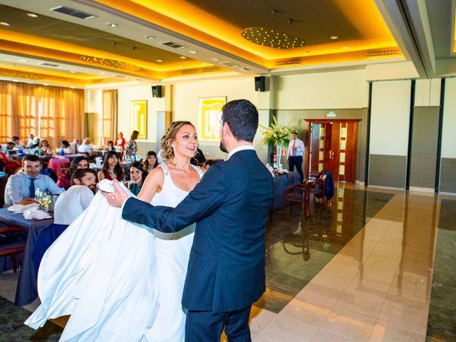 La boda de Álvaro y Bárbara en Cadreita, Navarra 39