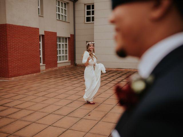 La boda de Oliffer y Helena en Valladolid, Valladolid 35