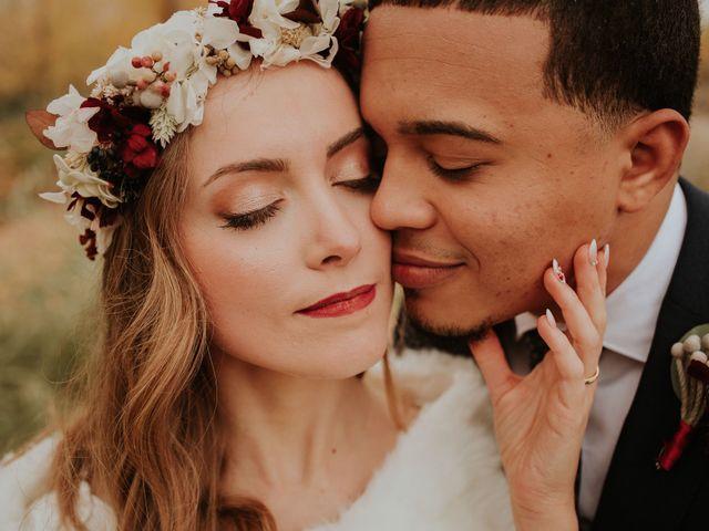 La boda de Helena y Oliffer