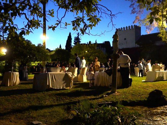 La boda de Rocío y Iñaki en Sevilla, Sevilla 12