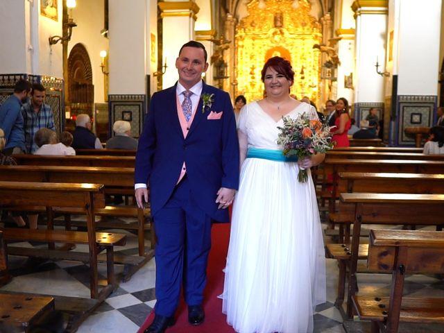 La boda de Rocío y Iñaki en Sevilla, Sevilla 23
