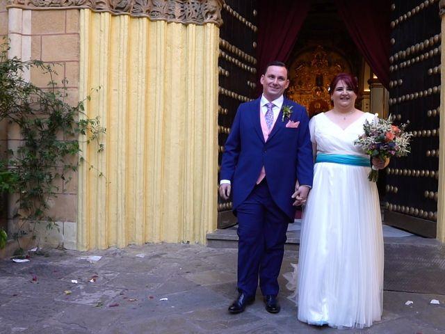 La boda de Rocío y Iñaki en Sevilla, Sevilla 24