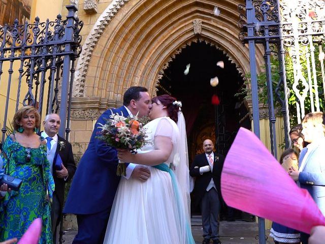 La boda de Rocío y Iñaki en Sevilla, Sevilla 25
