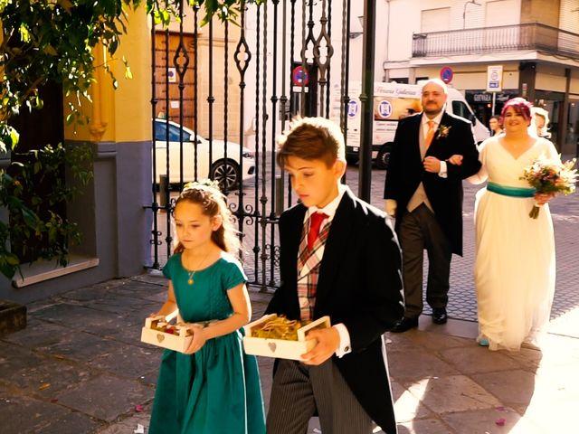 La boda de Rocío y Iñaki en Sevilla, Sevilla 26